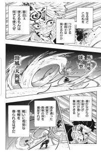 鬼滅の刃191話ネタバレと感想 【どちらが鬼か】