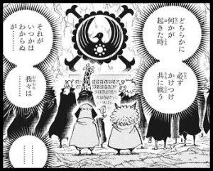 ワンピース973話ネタバレと感想【光月の一族】